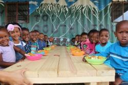 Mosaic South Africa School Children