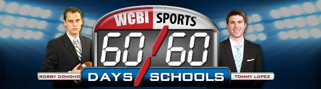 WCBI Sports 60/60
