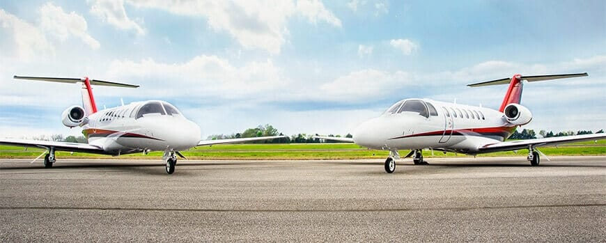 Cessna Citation CJ3 Double