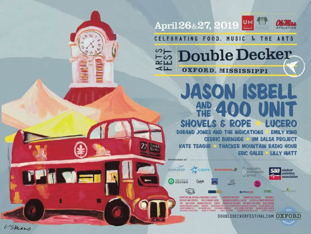 Double Decker Arts Festival 2019