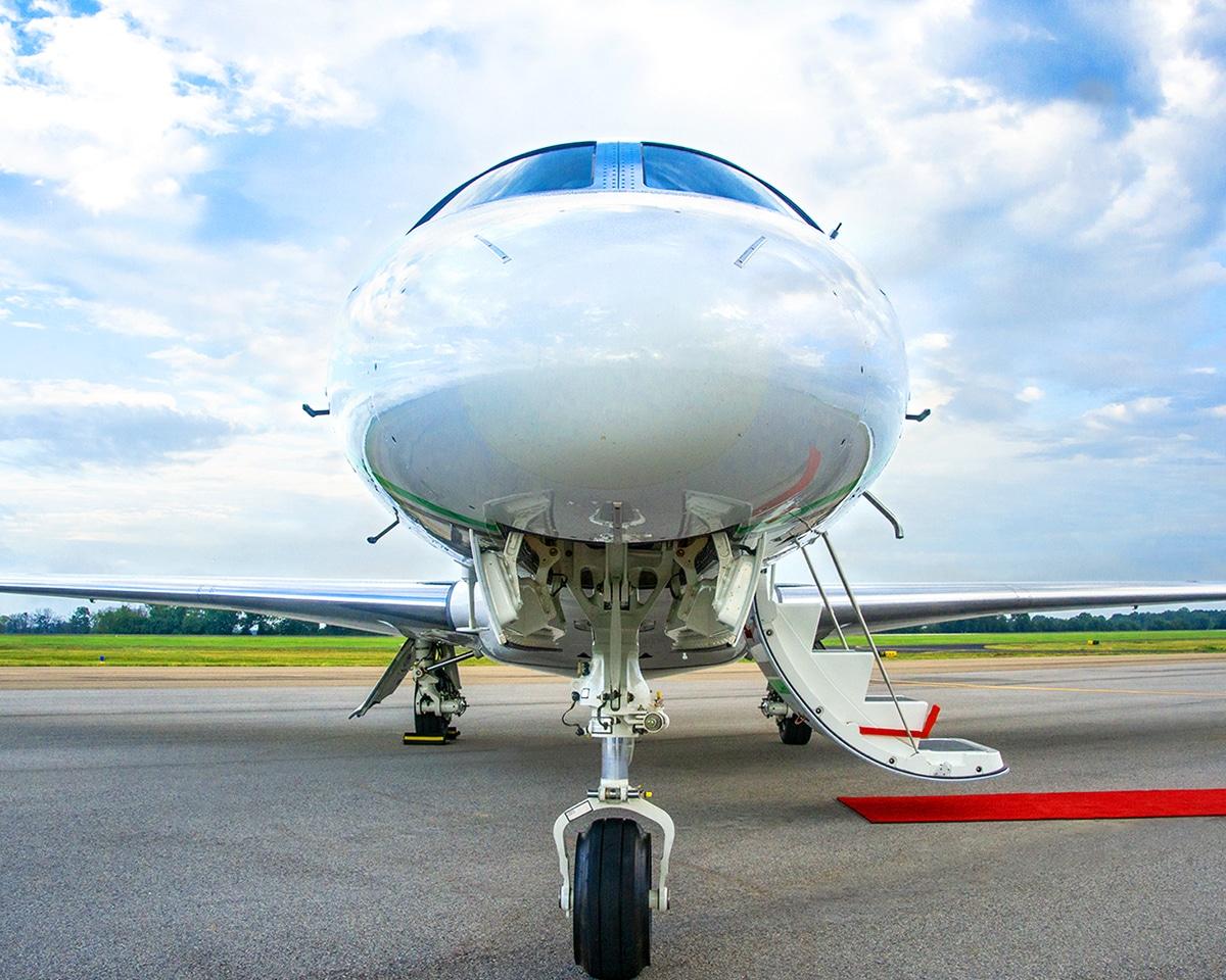 Cessna Citation CJ3 Nose