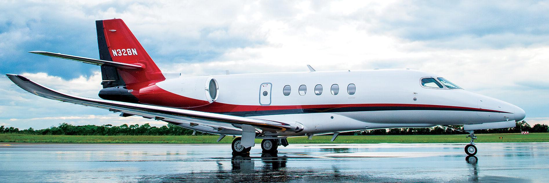 Cessna Citation Latitude Profile