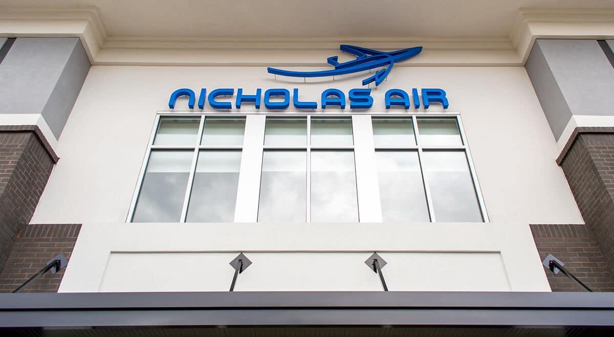 Nicholas Air Headquarters