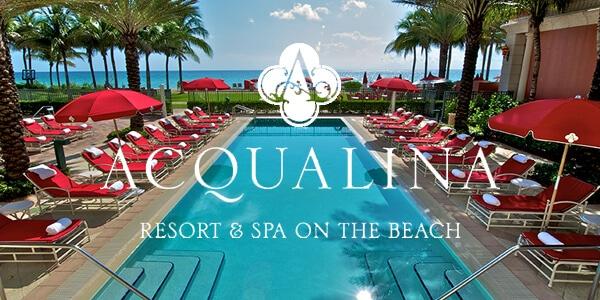 Aqualina Resort & Spa on the Beach