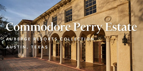 Commodore Perry Estate - Auberge Resorts Collection