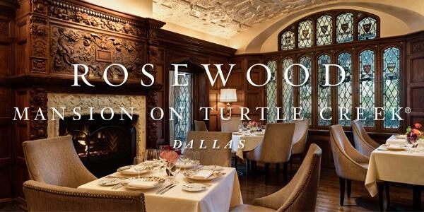 Rosewood Mansion on Turtle Creek Dallas