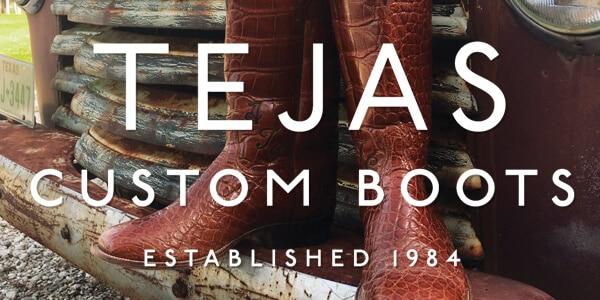 Tejas Custom Boots