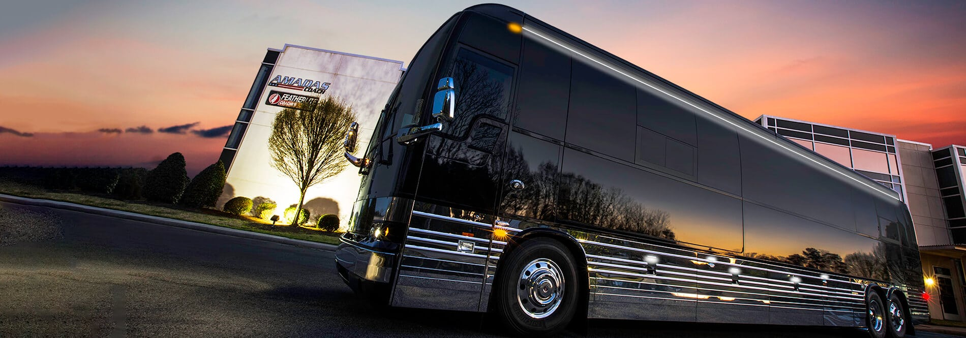 Nicholas Air Prevost Executive Coach