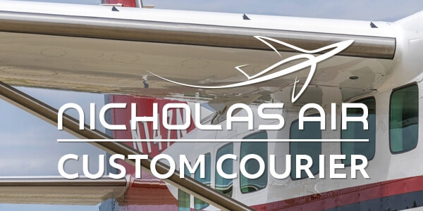 Nicholas Air Custom Courier